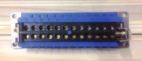 Conector Kap Pb24f Miolo Femea- Kit C 03 Peças