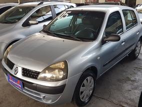 Renault Clio 1.6 - 2005 - Prata (super Conservado)