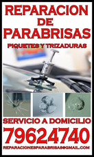Reparación De Parabrisas A Domicilio Desde $15.000.-