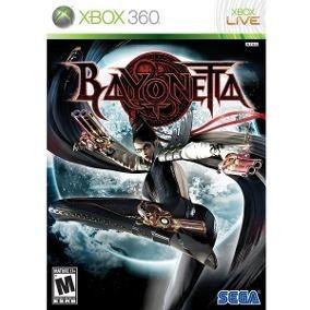 Bayonetta - Xbox 360 Mídia Física