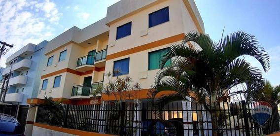 Apartamento Com 2 Dormitórios À Venda, 66 M² Por R$ 235.000 - Estação - São Pedro Da Aldeia/rj - Ap0390