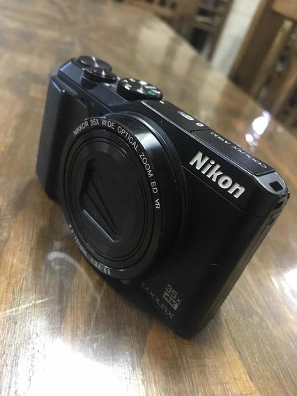 Cámara Nikon A900 Súper Compacta - Impecable