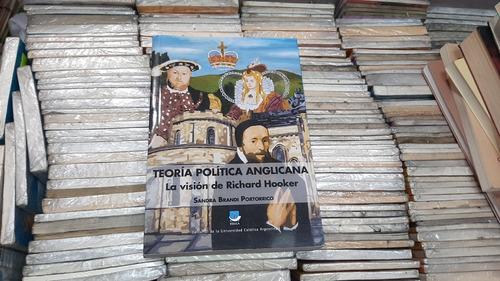 Imagen 1 de 7 de Teoria Politica Anglicana Richard Hooker Brandi Portorrico