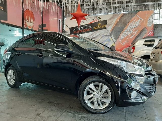 Hyundai Hb20s 1.6 Premium Aut 16v 2014