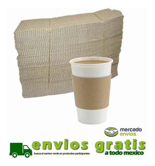 Fajillas Para Vaso De Cafe Con 1000 Piezas