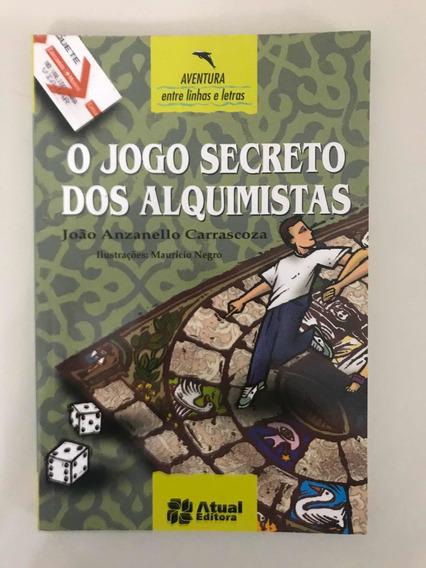 Livro O Jogo Secreto Dos Alquimistas
