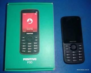 Celular Positivo P30 3g Original Um (chip)