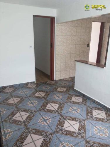 Apartamento Com 2 Dormitórios À Venda Por R$ 170.000,01 - Conjunto Residencial José Bonifácio - São Paulo/sp - Ap0649