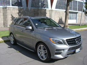 Mercedes Benz Ml 500 Cgi Biturbo 4wd