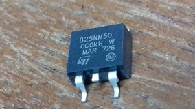 25nm50 Mosfet Smd