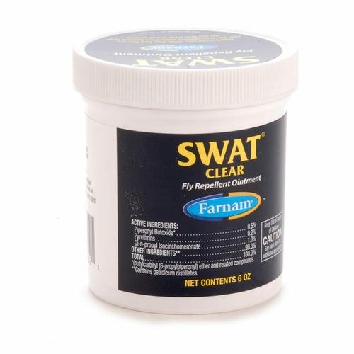 Swat Clear Repelente Ayuda Cura  Heridas 7oz