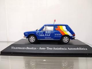Miniatura Vw Brasilia Auto Tour 1/43 Veiculos De Servicos