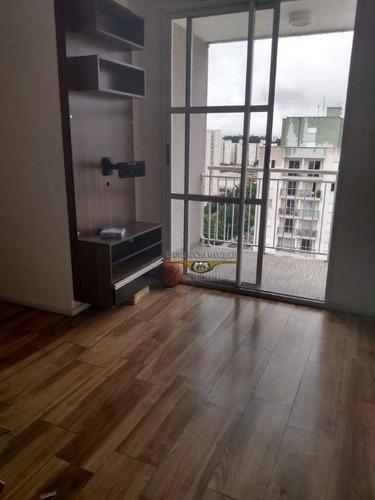 Apartamento Com 3 Dormitórios À Venda, 60 M² Por R$ 380.000,00 - Jardim Vila Formosa - São Paulo/sp - Ap2884