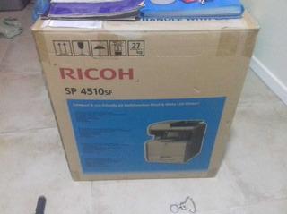 Impresora Digital Ricoh Sp 4510 Sf