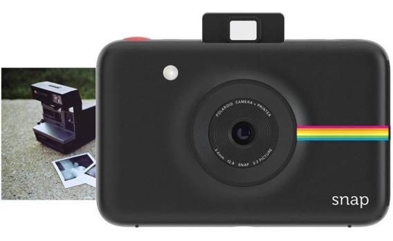 Câmera Polaroid Snap Instant Print Digital 10mp Polsp01b Pre