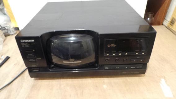 Pioneer Compact Disc Player Pd-f906 Com Defeito Liga Ñ Fun