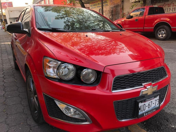 Chevrolet Sonic H Turbo 2015
