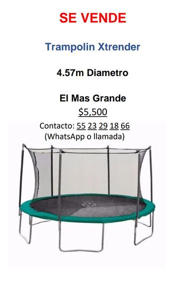 Venta Trampolines Grandes 4 57m Mercadolibre Com Mx