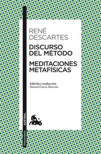 Discurso Del Metodo / Meditaciones Metaf - René Descartes