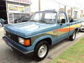 Chevrolet D20 4.0 Custom S Cs 8v Diesel 2p Manual