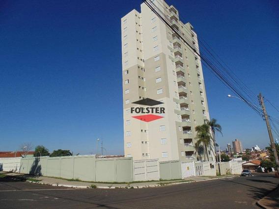 Apartamento Residencial À Venda, Altos Da Colina - Vila Brasil, Santa Bárbara D