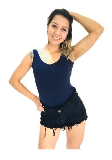 Shorts Jeans Legitimo Feminino Hot Pant Cintura Alta Cós