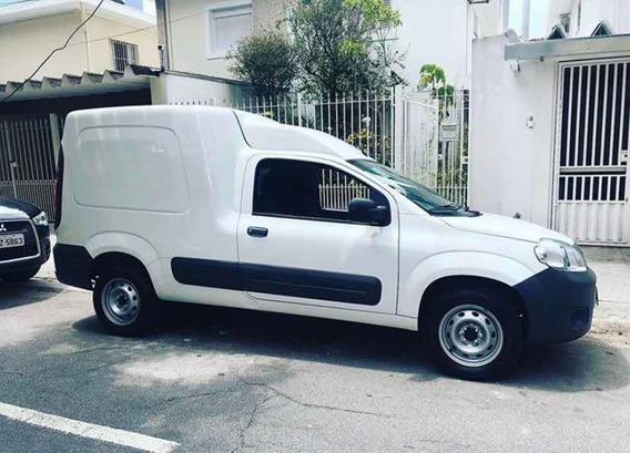Fiat Fiorino 1.4 Hard Working Flex 4p 2019