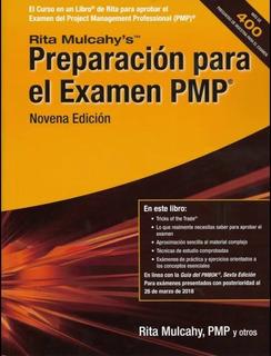 Preparación Para El Examen Pmp De Rita Mulcahy