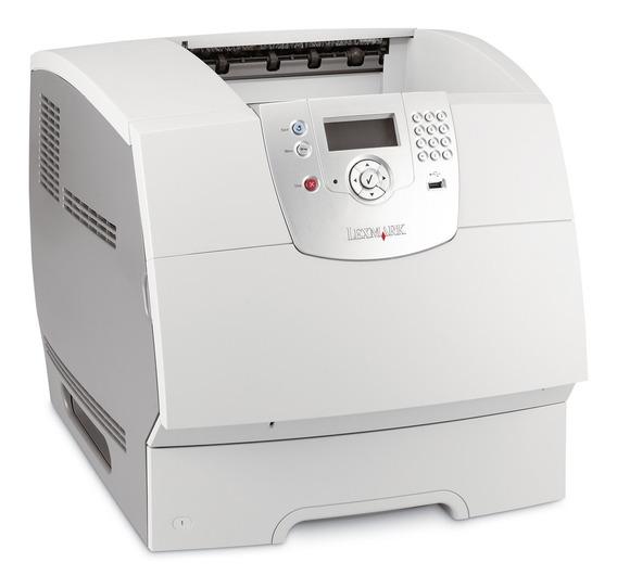 Lexmark T644 - 50 Ppm Revisada