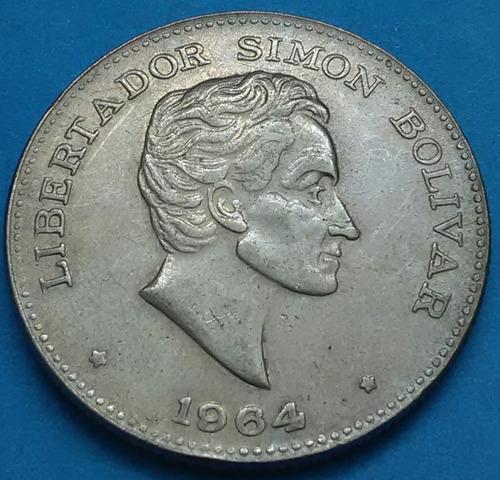 Colombia Moneda 50 Centavos 1964