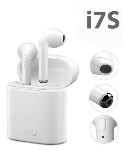 Auriculares Bluetooth Inalambricos In Ear Con Base Recargable