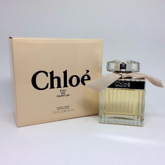Chloé Edp 75ml Feminino | Original + Amostra De Brinde