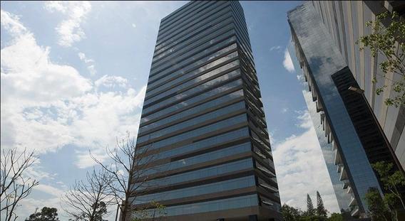 Sala Em Vila Gertrudes, São Paulo/sp De 41m² Para Locação R$ 2.600,00/mes - Sa252471