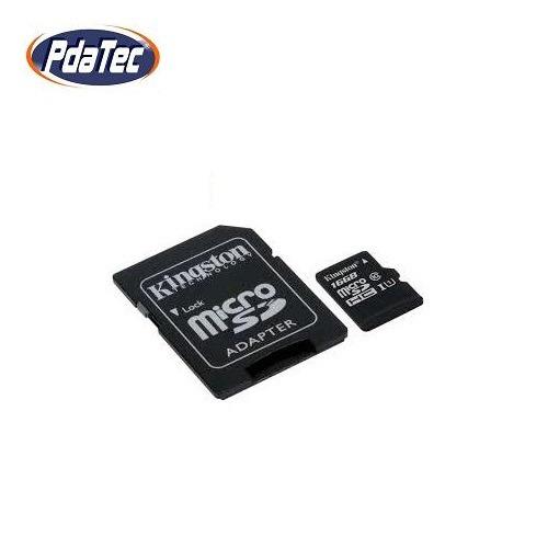 Cartao Memoria Kingston Micro Sd 16gb Classe 4 C/adaptador S