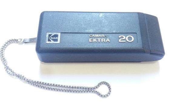 Camera Kodak Ektra 20