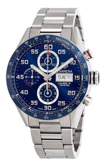 Reloj Tag Heuer Carrera Blue