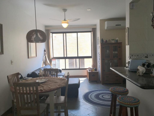 Apartamento Com 3 Dormitórios À Venda, 96 M² Por R$ 310.000,00 - Enseada - Guarujá/sp - Ap11020