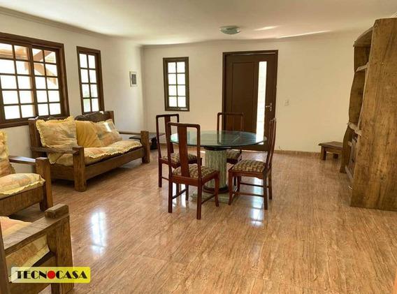 Belíssima Casa Com 04 Dormitórios Para Venda Com 330 M² No Bairro Lagoa Grande Em Embu-guaçu/sp. - Ca4505