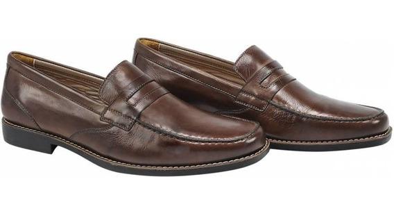 Sapato Masculino Sandro Moscoloni Toulouse Marrom
