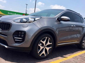 Kia Sportage 2.4 Sxl At 2018