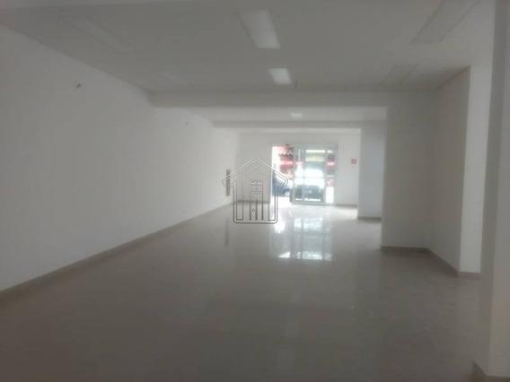 Lançamento: Salão Para Locação Com 100 Metros, Mais Jardim De Inverno. Vila Gilda - 9815gi