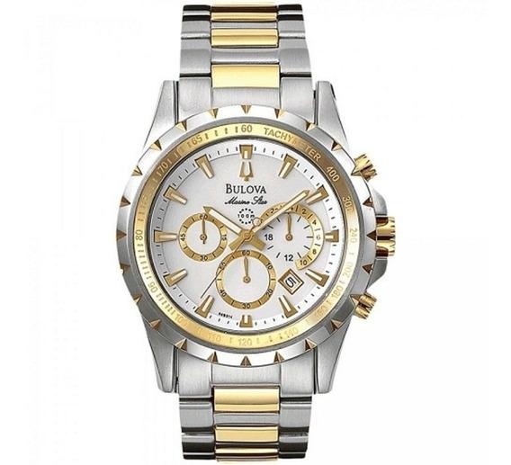 Relógio Bulova Masc Wb31934q