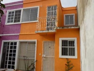 Casa En Venta De Fracc. Puerto Esmeralda, Coatzacoalcos, Veracruz