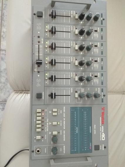 Vendo Ou Troco Em Ddj Mixer 4 Canais Vestax Pmc 40