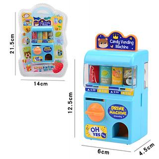 Bebé Kids Niño Bebida Vending Lotería Machine Fingir Jueg
