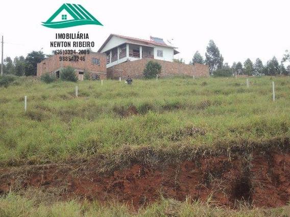 Terreno A Venda No Bairro Lagoa Seca Em São Lourenço - Mg. - 133-1