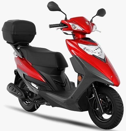 Elite 125 - Suzuki Lindy 125 Cbs Modelo 2020 ( F )