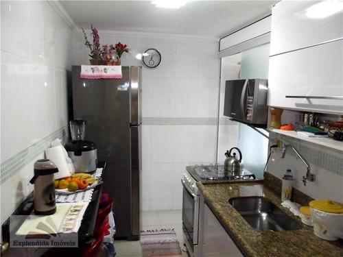Apartamento Residencial À Venda, Jardim Marica, Mogi Das Cruzes - . - Ap0117