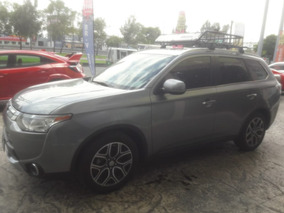 Outlander 2.4 Limited L4 At Llevatela Con 60 Mil De Enganche