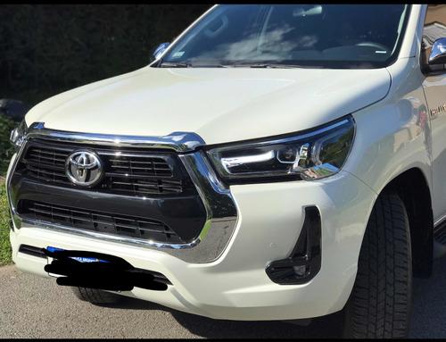 Toyota Hilux 2021 2.8 Cd Srv 177cv 4x4 At